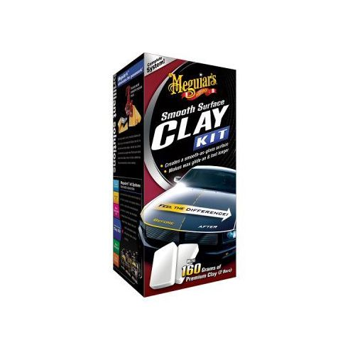 Meguiar's Smooth Surface Clay Kit z kategorii Mleczka do karoserii