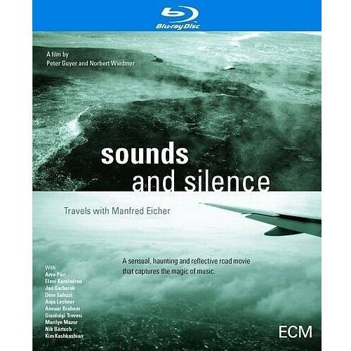 FILM/SOUNDS AND SILENCE - TRAVELS WITH MANFRED EICHER - Różni Wykonawcy (Płyta BluRay) (0602527698878)