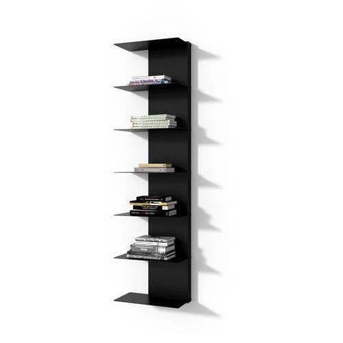 Biblioteczka Libra 2 - czarny