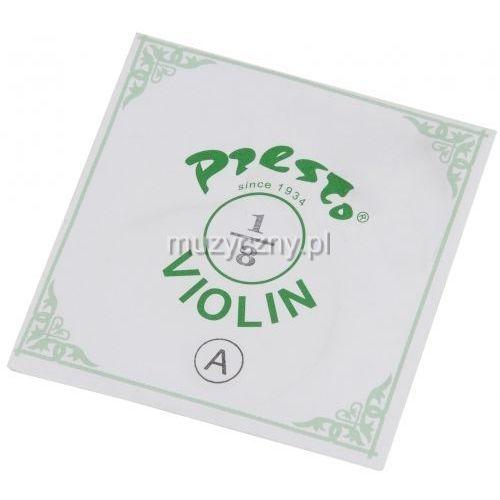 vn1/8 a struna skrzypcowa 1/8 marki Presto