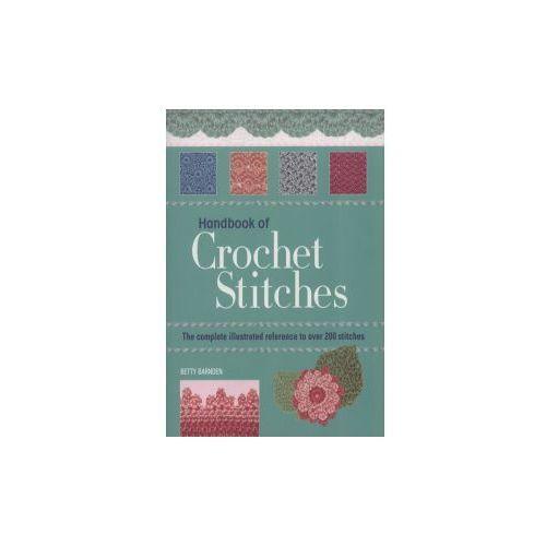 Essential Handbook of Crochet Stitches, Barnden, Betty