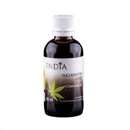 India cosmetics Olej konopny 50ml -