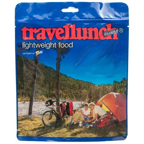 Travellunch main course żywność turystyczna 10 saszetek x 125 g 2018 żywność liofilizowana (4008097131108)