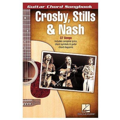Crosby, Stills & Nash - Guitar Chord Songbook