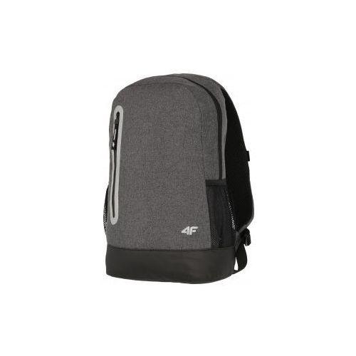 plecak miejski pcu004 - średni szary melanż marki 4f