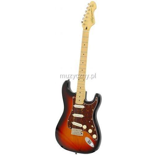 Vintage v6mssb gitara elektryczna / sunburst