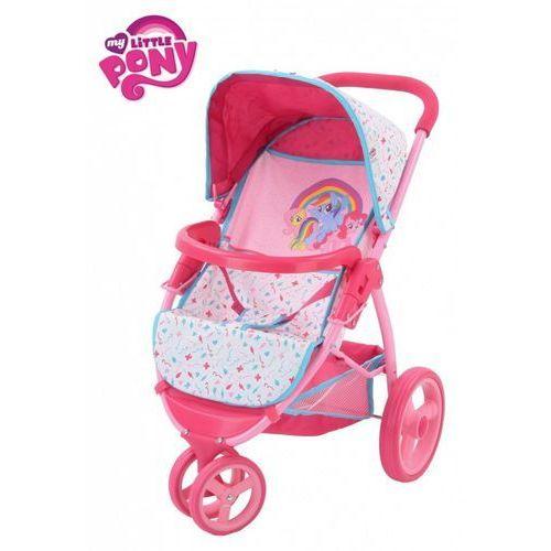 Wózek dla lalek Jogging My Little Pony - sprawdź w wybranym sklepie