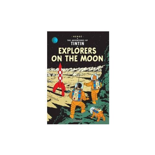 Explorers on the Moon (9781405206280)