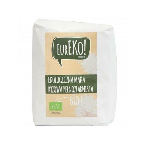 Eureko Mąka ryżowa bio 500 g (5908249972063)