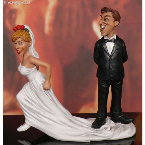 Para Nowożeńców prezent na ślub
