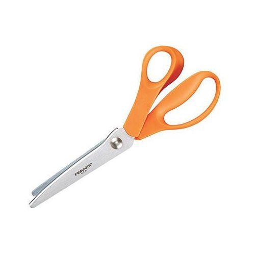 Fiskars Nożyczki krawieckie do zygzaka 1005130, długość 23 cm
