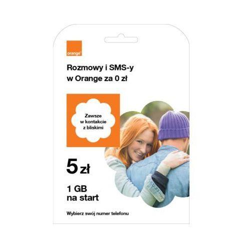Starter orange one 5 marki Orange