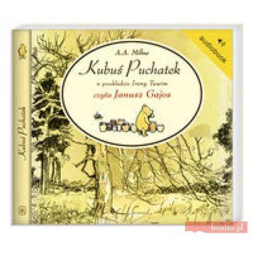 Kubus Puchatek. Audiobook