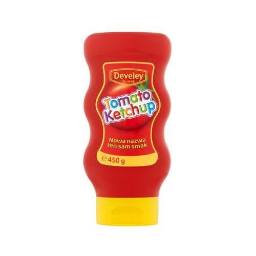 450g mc donald's ketchup marki Develey