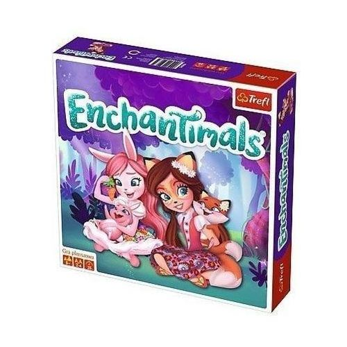 Trefl Enchantimals magical forest