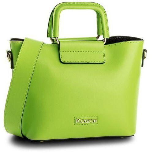 Torebka KAZAR - Valence 32887-01-09 Zielony, kolor zielony