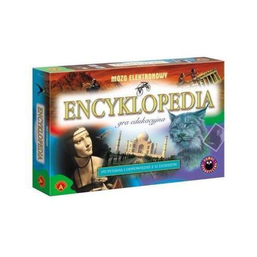 Gra Encyklopedia - Mózg Elektronowy - DARMOWA DOSTAWA OD 199 ZŁ!!!