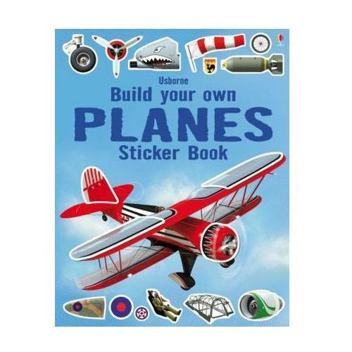 Build Your Own Planes Sticker Book, Tudhope, Simon