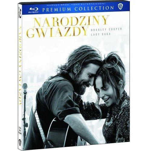 Narodziny gwiazdy (bd) premium collection (płyta bluray) marki Bradley cooper