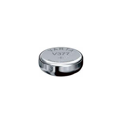 baterie v377 silver 1,55v + bezpłatna natychmiastowa gwarancja wymiany! marki Varta