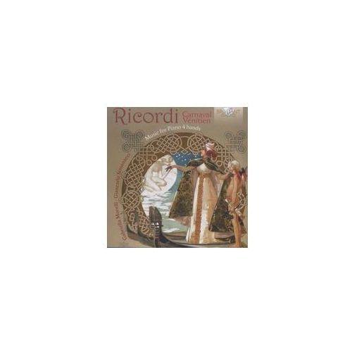 Ricordi Carnaval Venetien (Płyta CD)