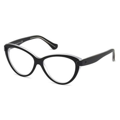 Okulary korekcyjne ba5026 003 marki Balenciaga