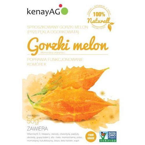 Sproszkowane owoce GORZKIEGO MELONA (przepękla ogórkowata) 50g