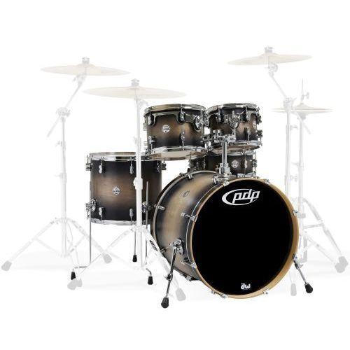 Pdp (pd805914) drumset satin charcoal burst