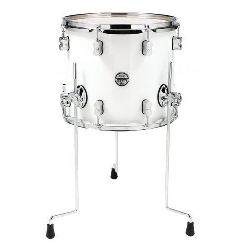 Pdp (pd806264) floor tom pearlescent white