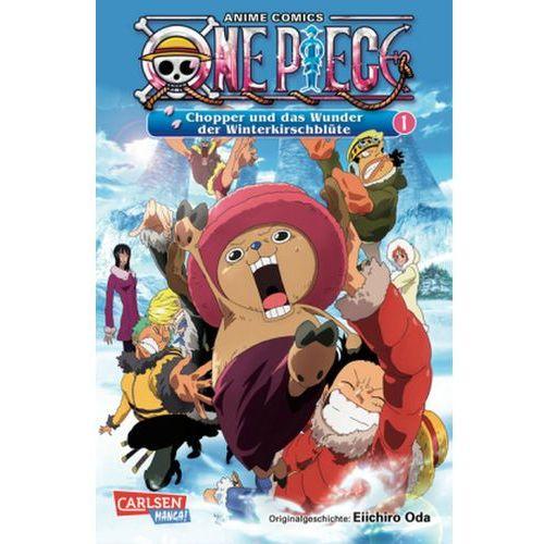 One Piece: Chopper und das Wunder der Winterkirschblüte. Bd.1