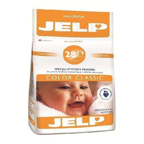 JELP Hipoalergiczny proszek do prania Color Classic kolor 2,24 kg (28 prań) (proszek do prania ubrań)