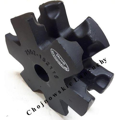 LEPSZE koło gniazdowe Z=6 Rozrzutnik Strautmann łańcuch 13x45 SFEROIDALNE