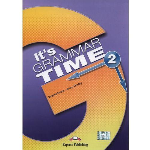 Its Grammar Time 2 SB Polska edycja + zakładka do książki GRATIS, Jenny Dooley, Virginia Evans