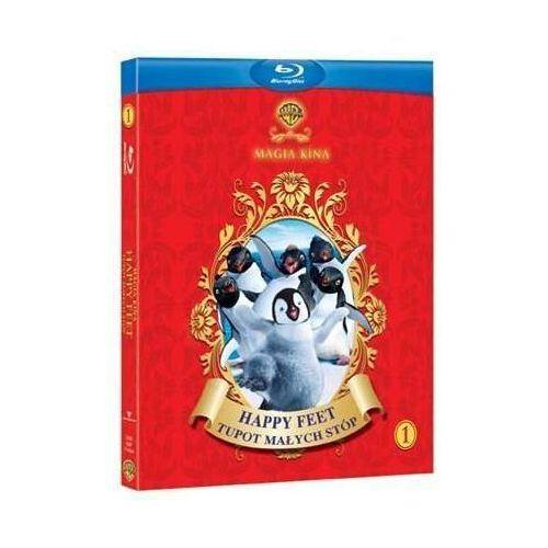 Happy Feet, tupot małych stóp (Blu-Ray) - George Miller DARMOWA DOSTAWA KIOSK RUCHU (7321996140970)