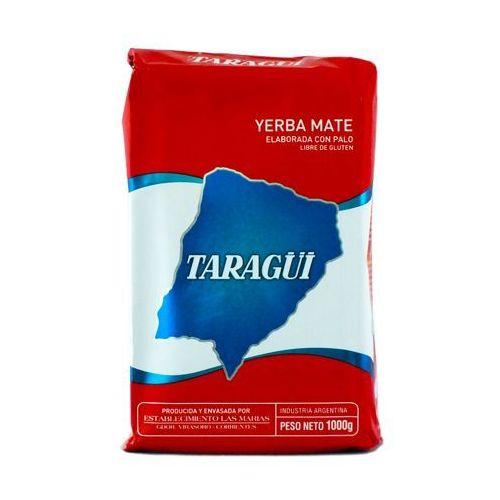 YERBA MATE 1kg TARAGUI Con Palo Herbata paragwajska, YERBA