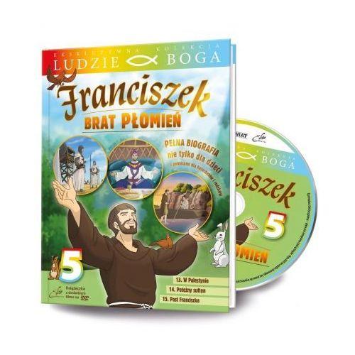 Rafael Ludzie boga. św. franciszek. brat płomień cz.5 dvd (9788365405135)