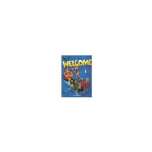 Język angielski Welcome 1 podręcznik SP - Gray Elizabeth, Evans Virginia