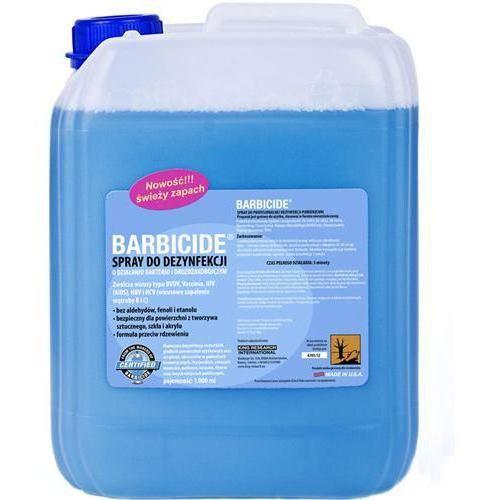 BARBICIDE dezynfekcja wszystkich powierzchni zap.