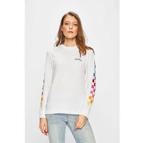 Vans - Bluza, kolor biały