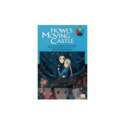 Howl's Moving Castle Film Comic, Vol. 4 (9781421500942)