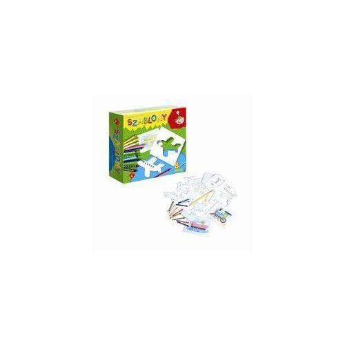 Alexander-gry Szablony dla chłopców (5906018005752)