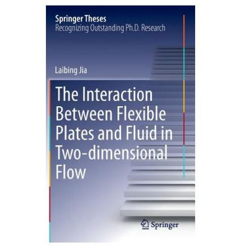 Interaction Between Flexible Plates and Fluid in Two-dimensional Flow