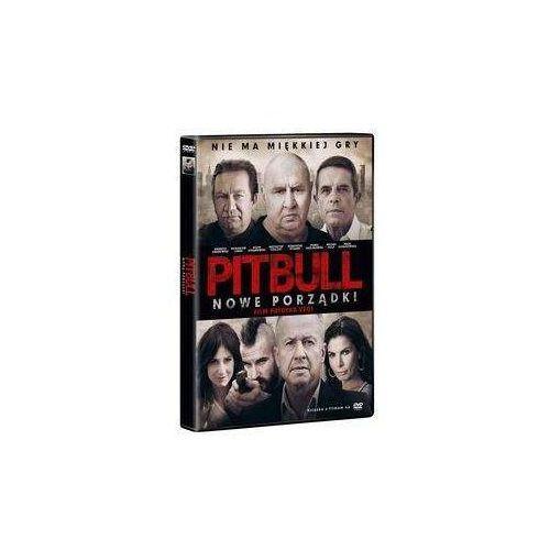 Pitbull Nowe porządki (Płyta DVD) (9788377789612)