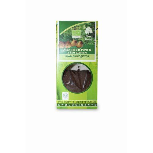 Dary natury - inne bio Kawa żołędziówka z żeń - szeniem bio 100 g - dary natury (5902741007322)