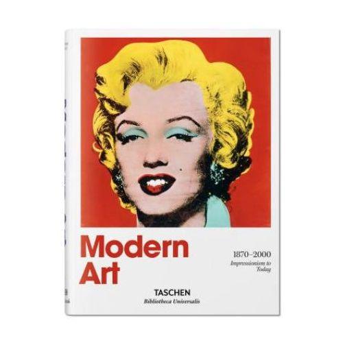 Modern Art 1870–2000 (9783836555395)