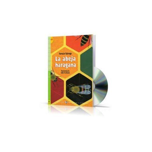Lecturas ELI Infantiles y Juveniles - La Abeja Haragana + CD (2012)