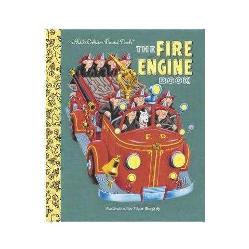 Fire Engine Book Board Book (9780553522242)