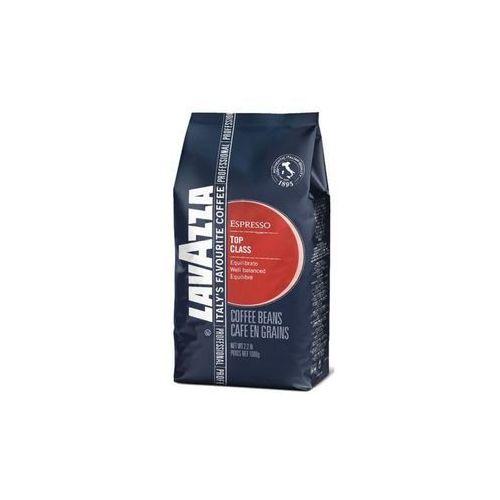 Kawa ziarnista top class marki Lavazza