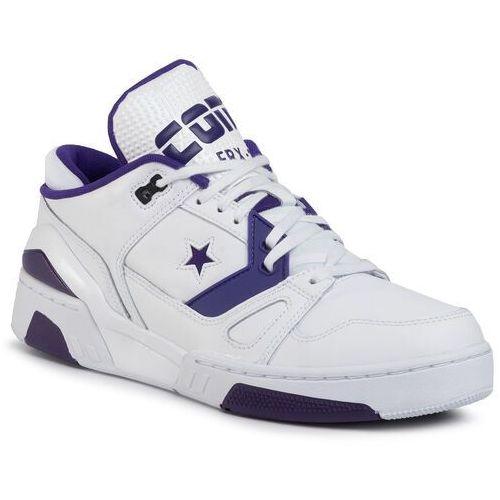Sneakersy - erx 260 ox 165910c white/court purple/white marki Converse