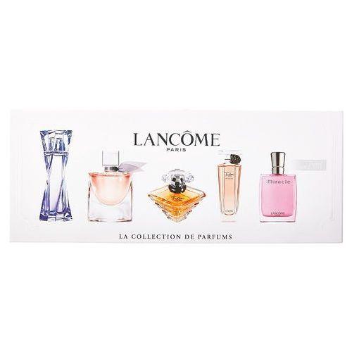 mini set w zestaw perfum 5ml edp hypnose + 4ml edp la vie est belle + 7,5ml edp tresor + 5ml edp tresor in love + 5ml edp miracle marki Lancome
